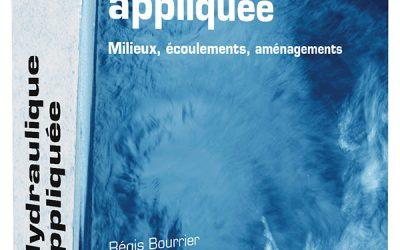 L'hydraulique appliquée de Régis Bourrier vient de paraître